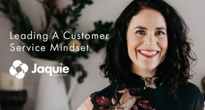 Jaquie Scammell Blog Banner - Leading A Customer Service Mindset
